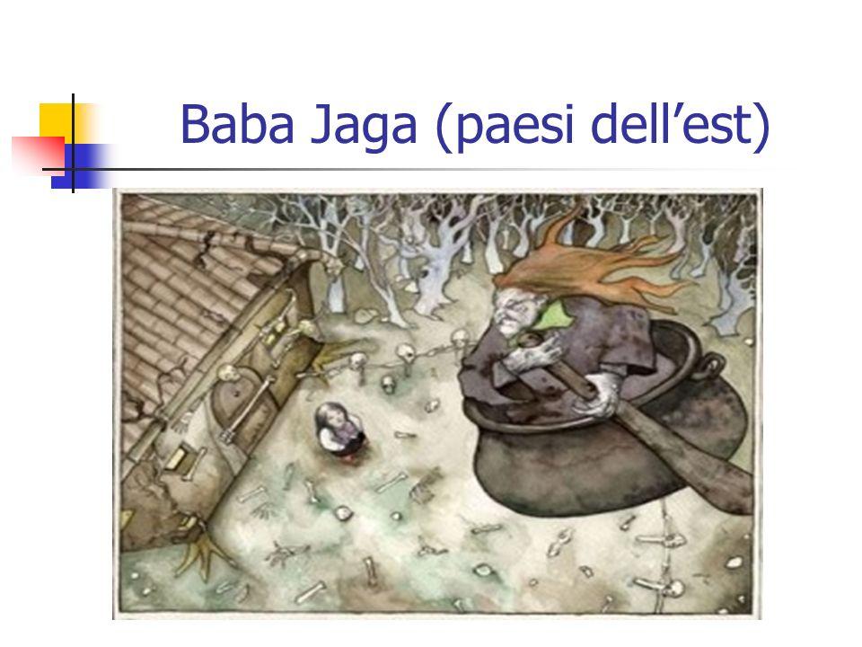 Baba Jaga (paesi dellest)