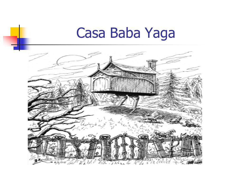 Casa Baba Yaga