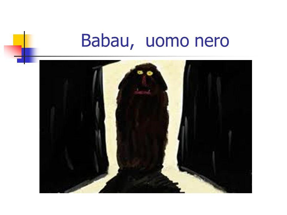 Babau, uomo nero