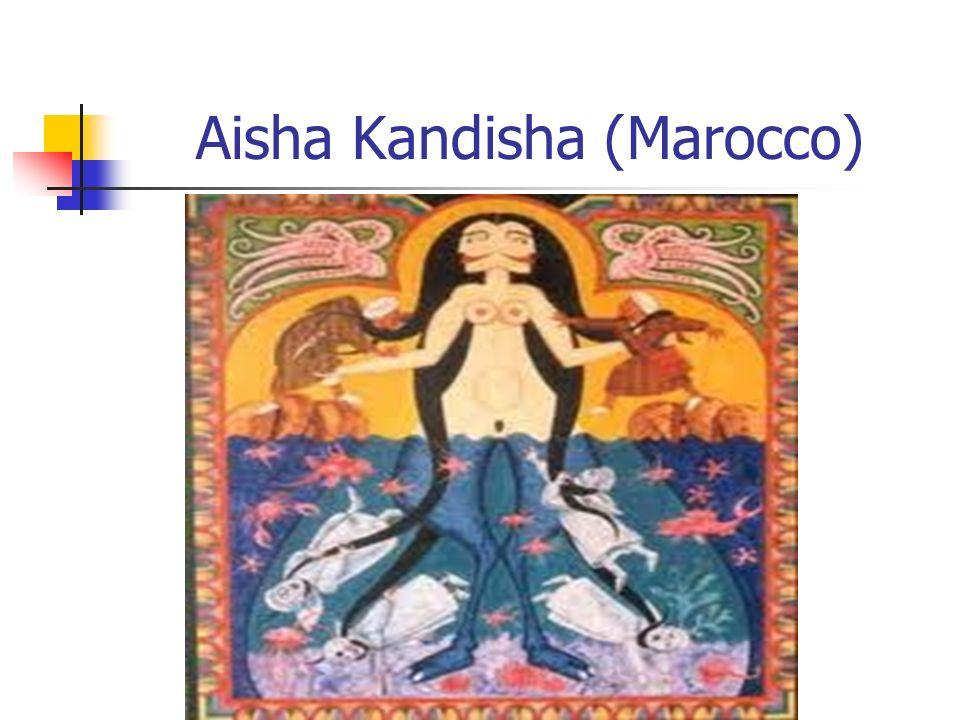 Aisha Kandisha (Marocco)