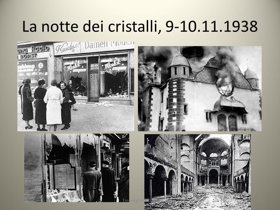 La notte dei cristalli, 9-10.11.1938 15f.meneghetti 2013