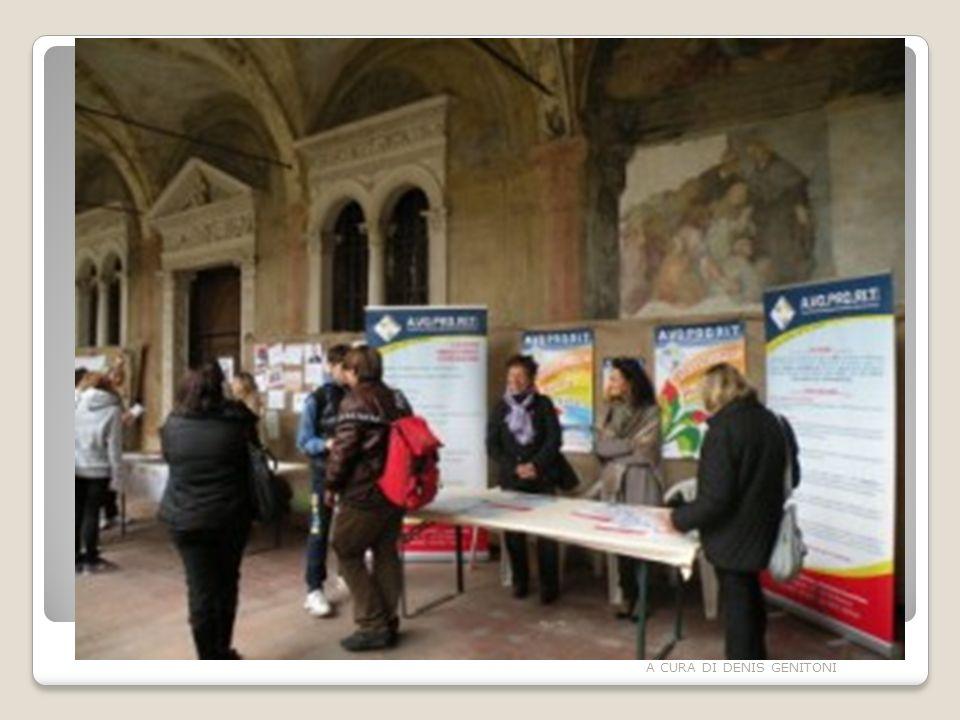 Nella seconda uscita abbiamo visitato: 1 La sede dellAVIS di Parma. A CURA DI DENIS GENITONI