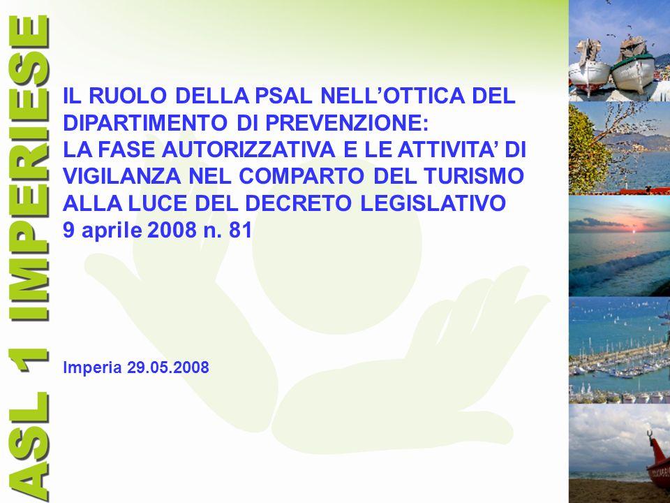DECRETO LEGISLATIVO 9 aprile 2008 n.81 E stato pubblicato sul Supplemento Ordinario n.