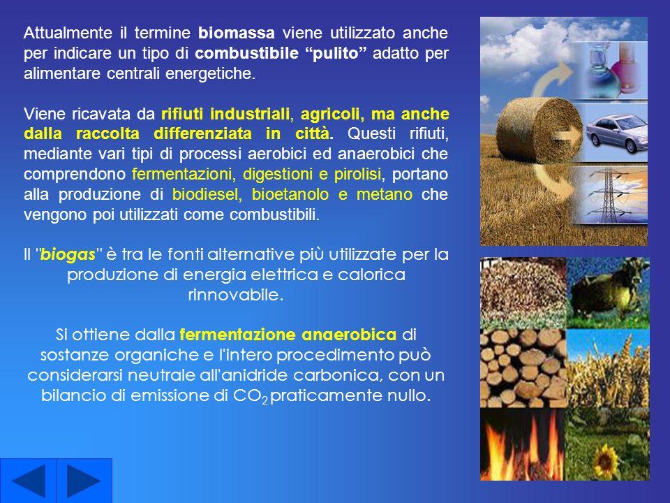 La digestione anaerobica è un processo di tipo biologico grazie al quale, in assenza di ossigeno, la sostanza organica viene trasformata in biogas.