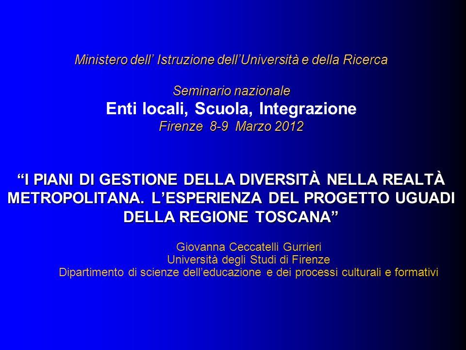 Dati disaggregati per Provincia Firenzen.coinvolte n.su n.