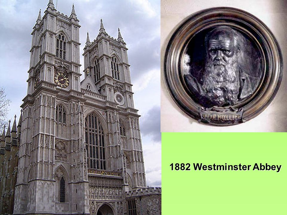 1882 Westminster Abbey