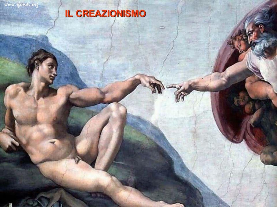 IL CREAZIONISMO