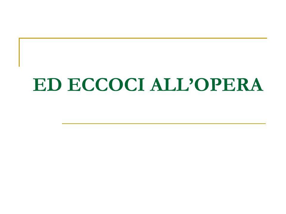 ED ECCOCI ALLOPERA