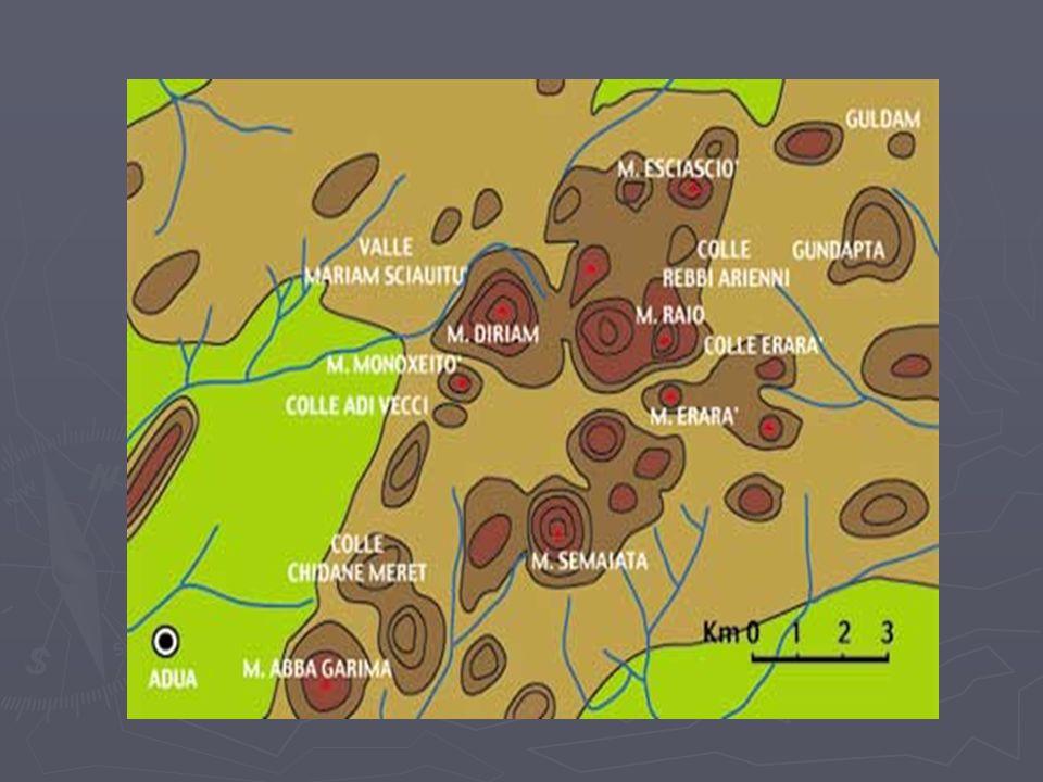 Ma di mappa ce ne era anche un altra, molto diversa.