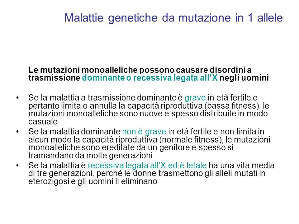 mutazioni puntiformi missenso Le mutazioni missenso sono quelle in cui il cambiamento determina nel prodotto proteico la sostituzione di un aminoacido con un aminoacido differente Sebbene queste alterazioni generalmente non provochino conseguenze nella funzionalità della proteina (polimorfismi o varianti), ci sono casi in cui anche una minima alterazione può avere conseguenze gravi