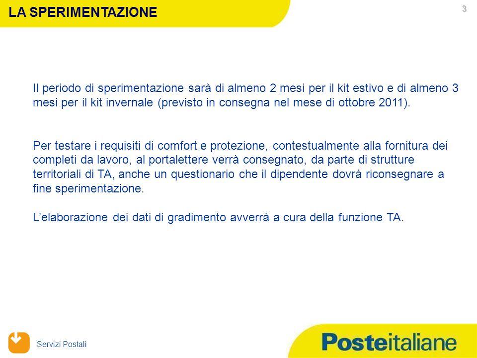 09/02/2014 Servizi Postali LA DISTRIBUZIONE 2 Entro la prima decade di agosto 2011 verrà completata la distribuzione del kit estivo ai portalettere ch