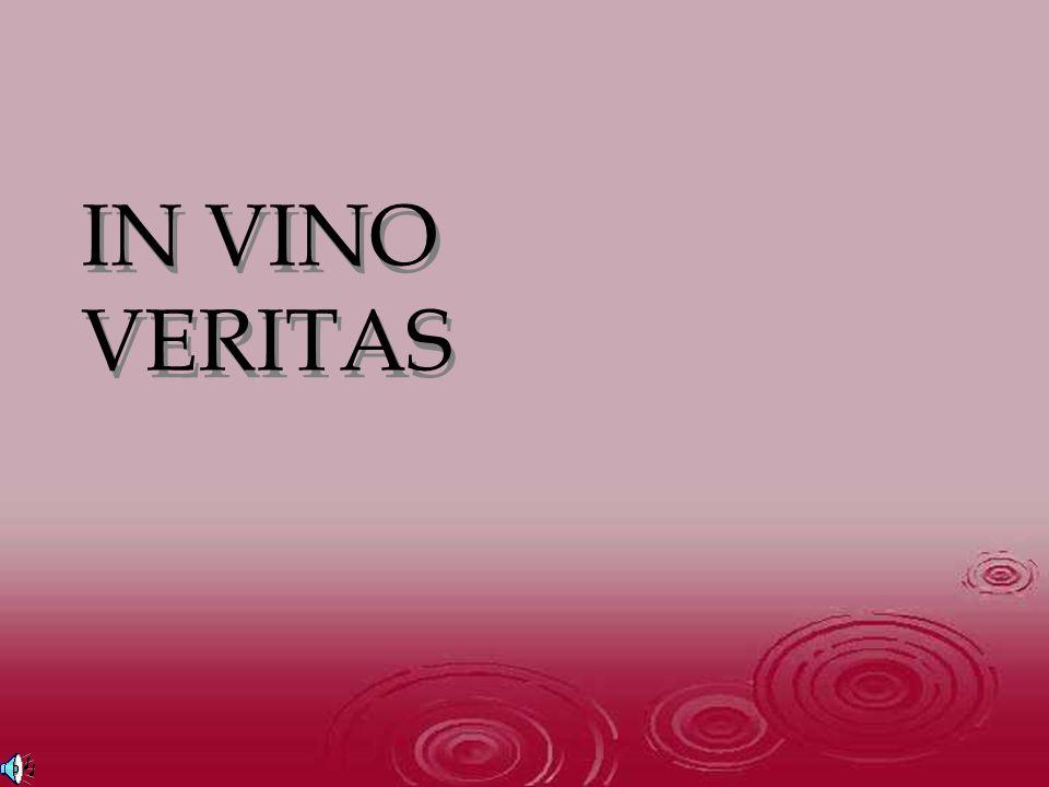 Per il cristiano luso del vino non è quindi soltanto un motivo di rendere grazie (Col 3,17) ma unoccasione per richiamare alla memoria il sacrificio che è la fonte della salvezza e della gioia eterna.