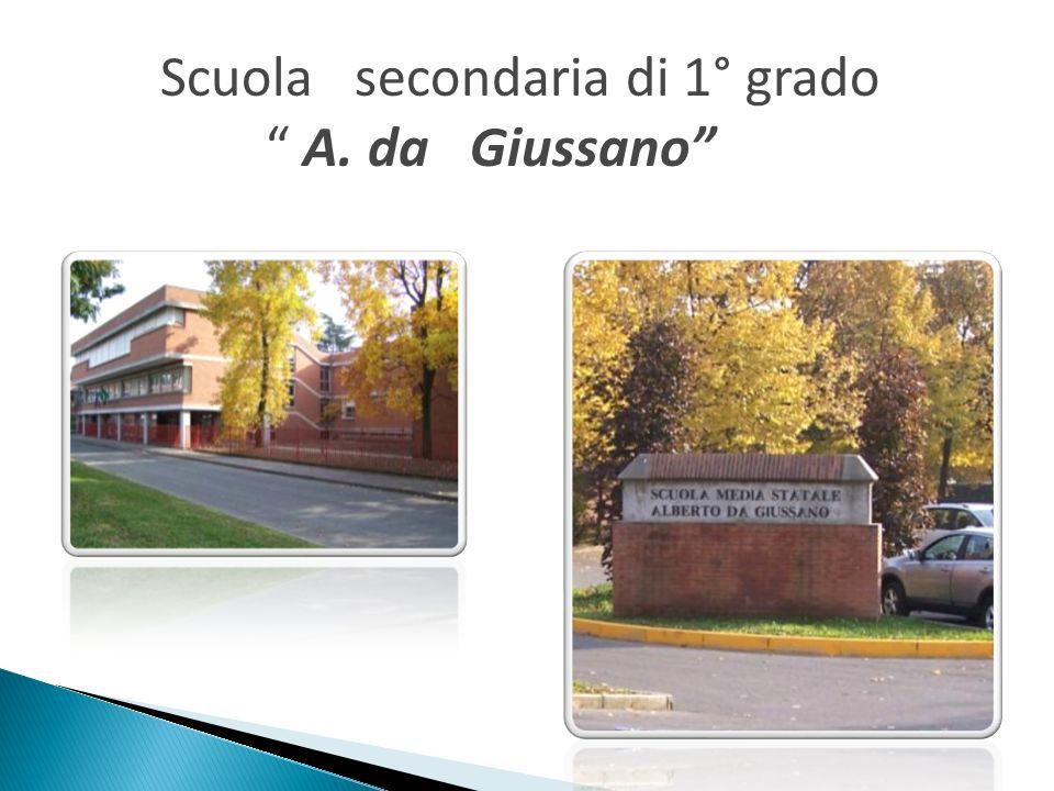 Scuola secondaria di 1° grado A. da Giussano