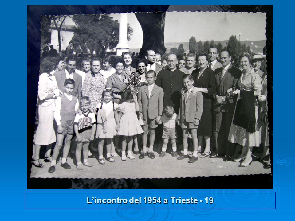 Lincontro del 1954 a Trieste - 19