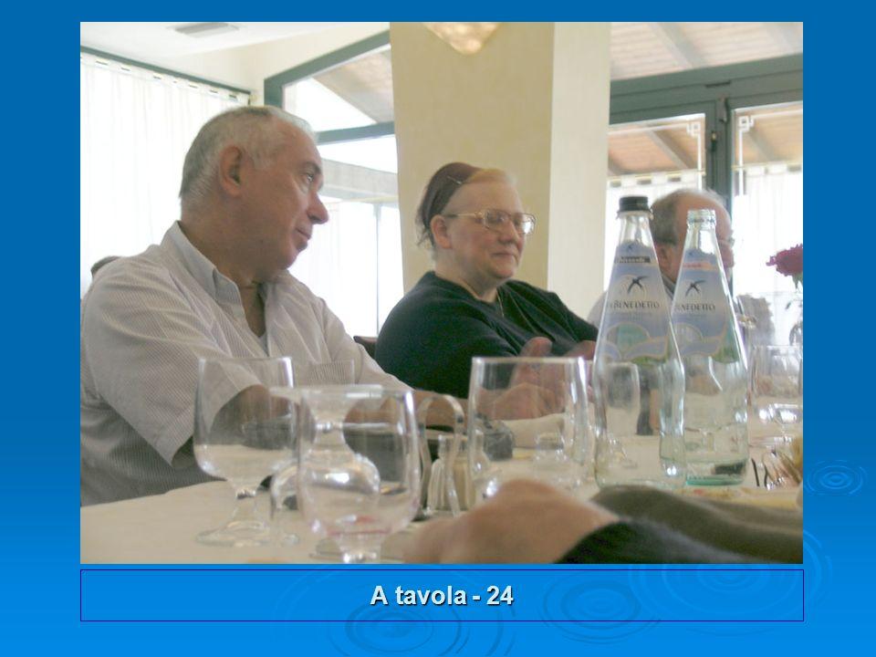 A tavola - 24