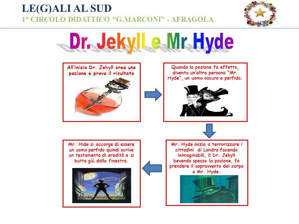 LE(G)ALI AL SUD 1° CIRCOLO DIDATTICO G.MARCONI - AFRAGOLA Allinizio Dr.