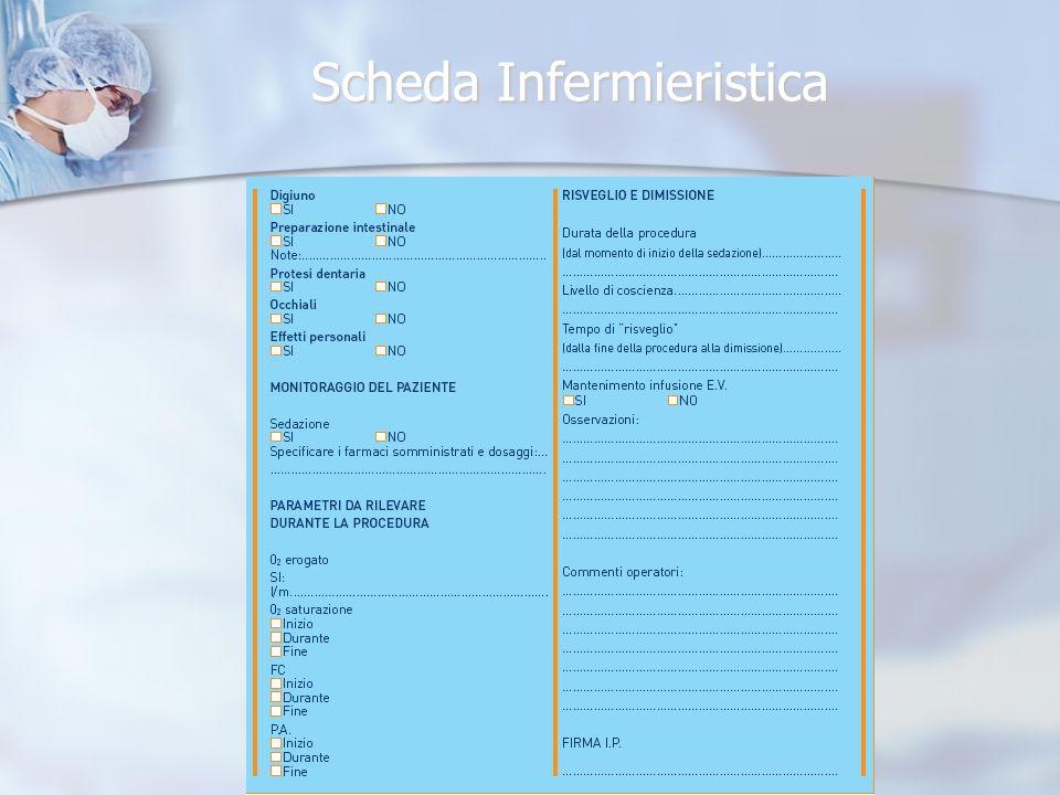 Scheda Infermieristica