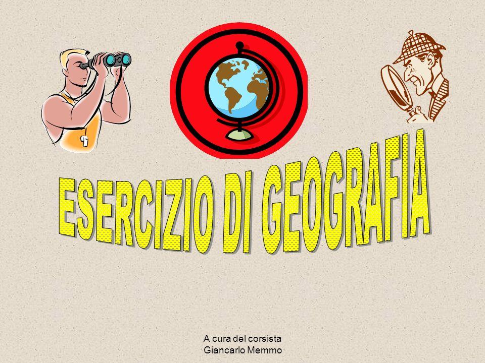 A cura del corsista Giancarlo Memmo TIPO DI HANDICAP PSICHICO, RITARDO MEDIO-GRAVE SCUOLA ITC indirizzo turistico CLASSEterza PROGRAMMAZIONE DIFFERENZIATA DAGLI OBIETTIVI CURRICOLARI DELLA CLASSE MATERIA GEOGRAFIA TURISTICA INSEGNANTE SOSTEGNO SPAZIO AULA I.D.E.I.
