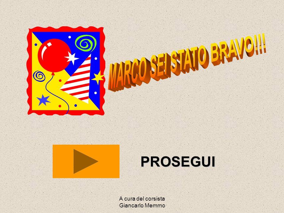 A cura del corsista Giancarlo Memmo 1.BASILICATA CON CAPOLUOGO POTENZA 2.