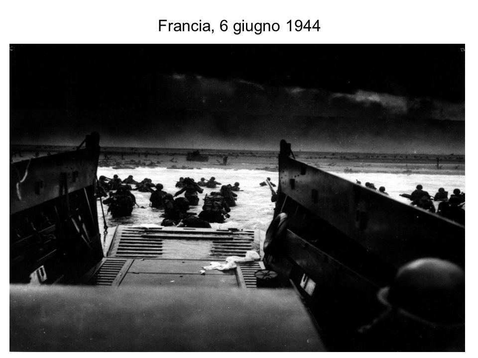 Francia, 6 giugno 1944
