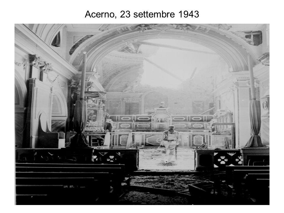 Acerno, 23 settembre 1943