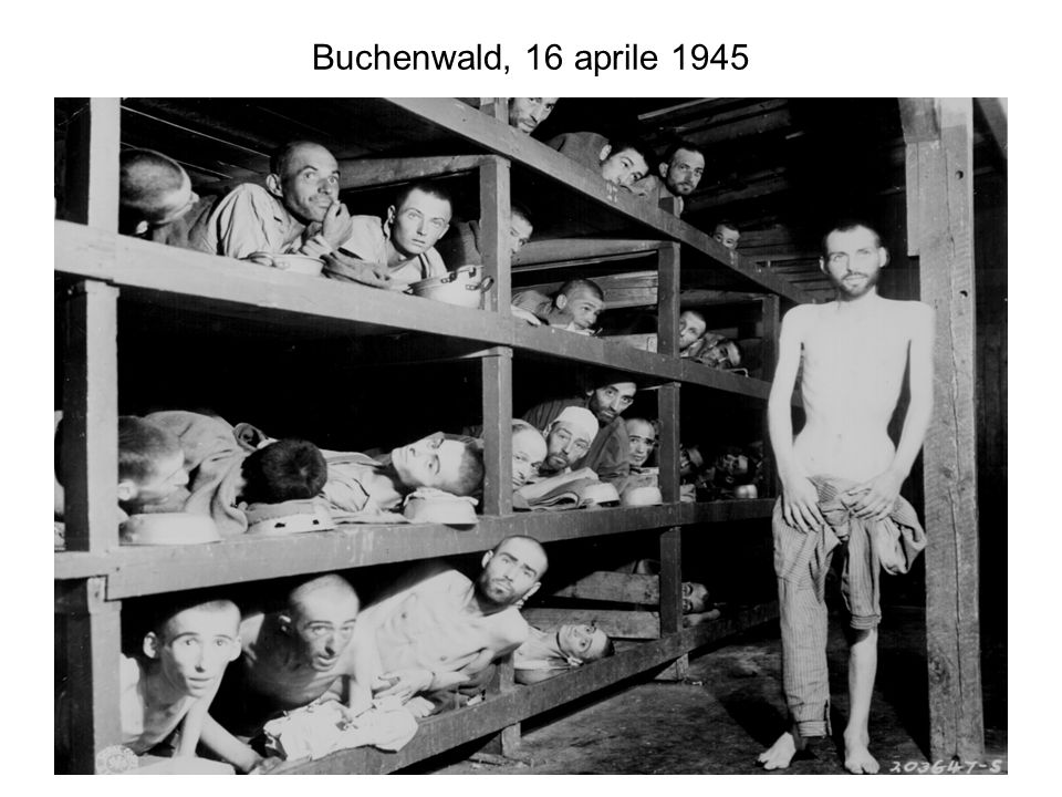 Buchenwald, 16 aprile 1945