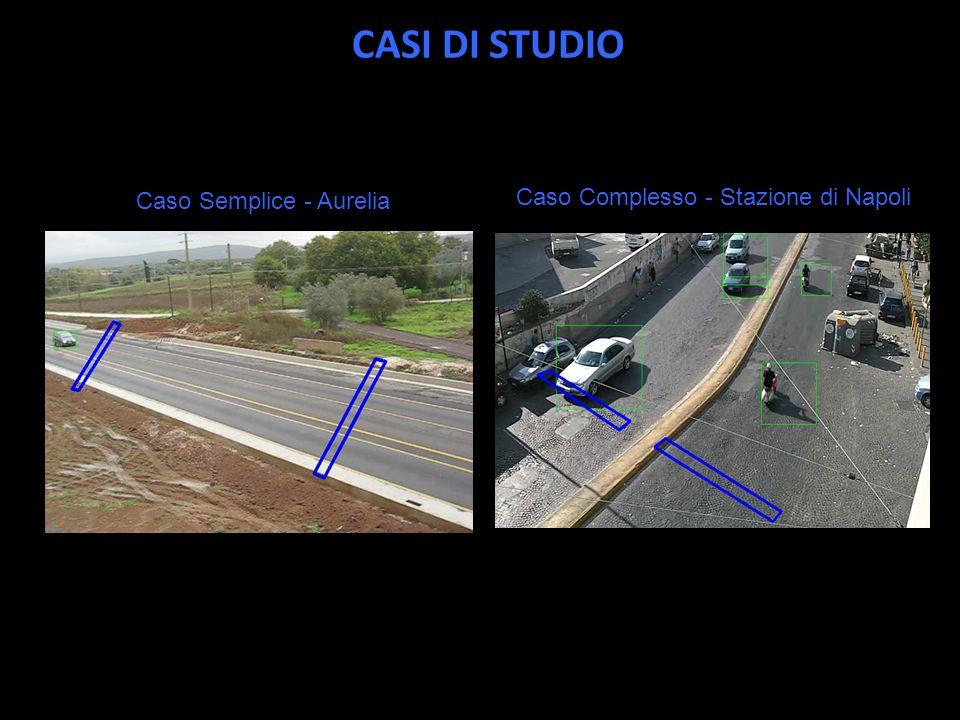 CASI DI STUDIO Caso Semplice - Aurelia Caso Complesso - Stazione di Napoli