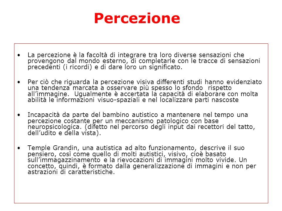 Percezione Assenza Freq rara Alquan to freq.Freq.