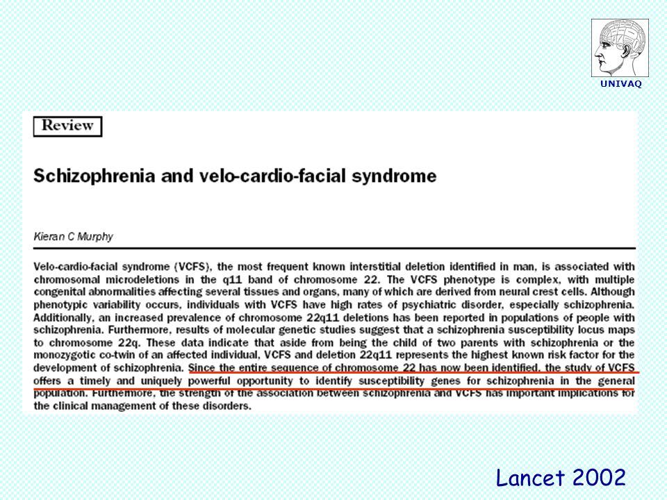 UNIVAQ Lancet 2002