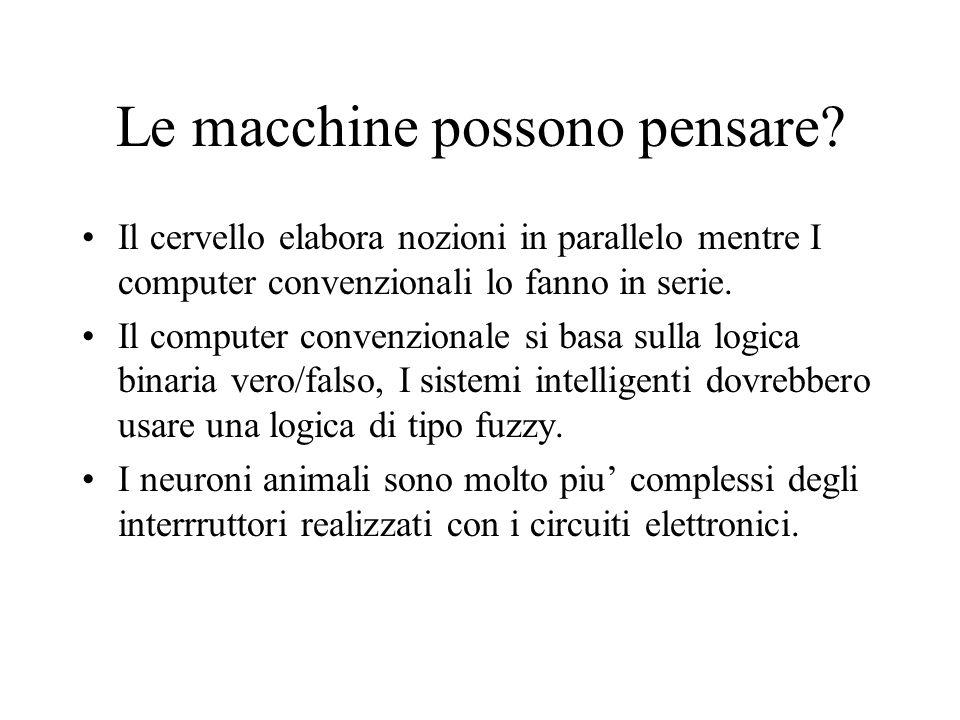 Ingegneria della conoscenza e sistemi esperti Agenti intelligenti Dario Bianchi 1999 Agente completo basato sull utilità.