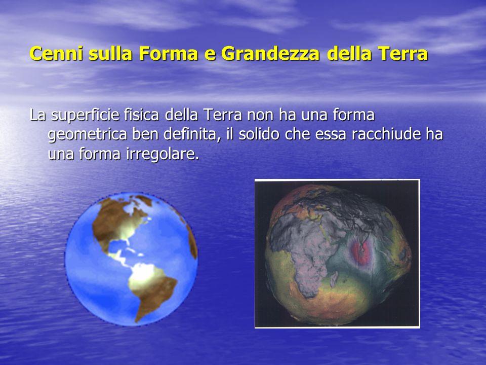 Equatore terrestre Equatore terrestre è la circonferenza massima ottenuta dallintersezione della superficie terrestre con un piano normale allasse polare e passante per il centro della terra.