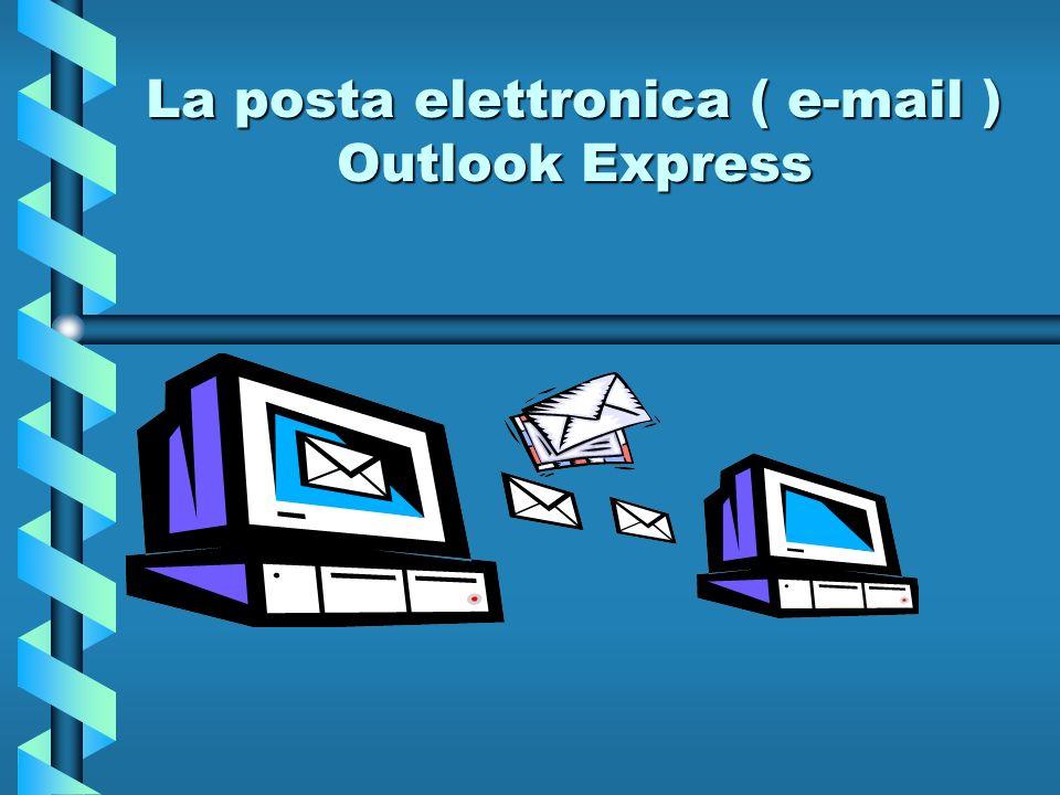 La posta elettronica ( e-mail ) Outlook Express