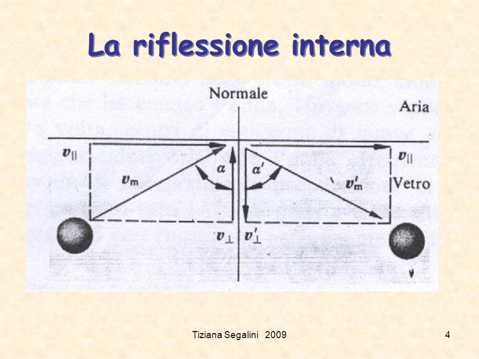 La riflessione interna Tiziana Segalini 20094