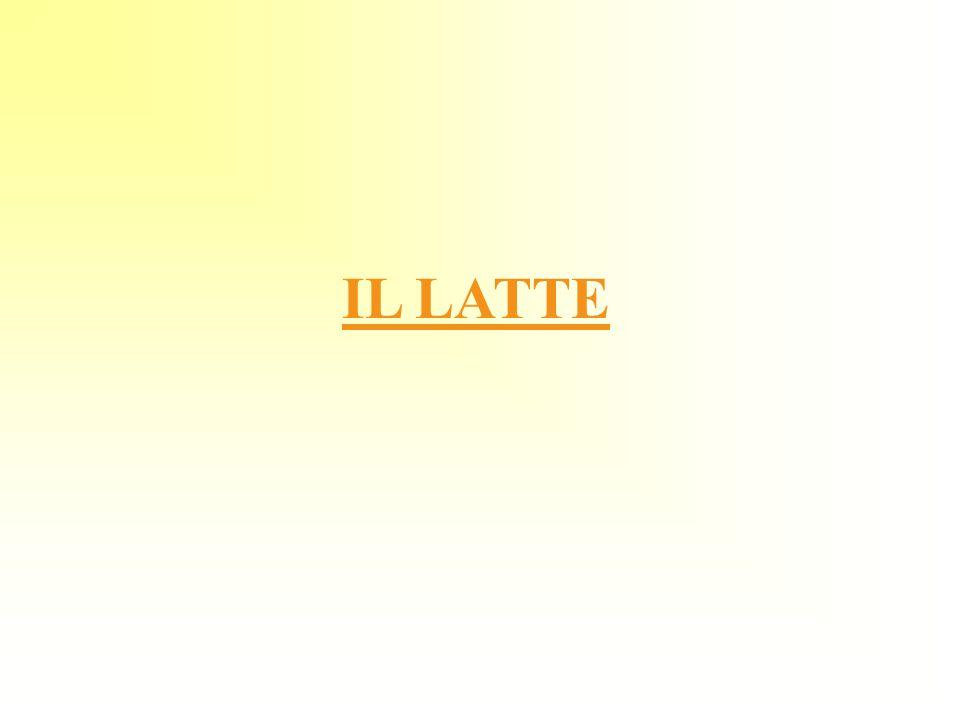 Il globulo di grasso Monostrato elettrondenso Doppio strato lipidico Core di trigliceridi La particolare struttura della membrana permette ai globuli lipidici, per loro natura idrofobi, di dimorare in una soluzione acquosa sottoforma di emulsione; inoltre, la presenza della membrana garantisce ai trigliceridi protezione dalla lipolisi da parte delle lipasi del latte.