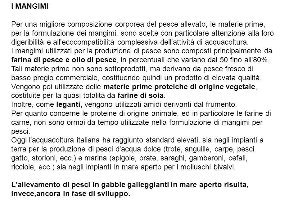 MOLLUSCHI BIVALVI -1 - Hanno una composizione simile al pesce magro - Contenuto in acqua 80-83% di parte edibile (polpa privata dello scarto) -Contenuto in grassi 1-2%.