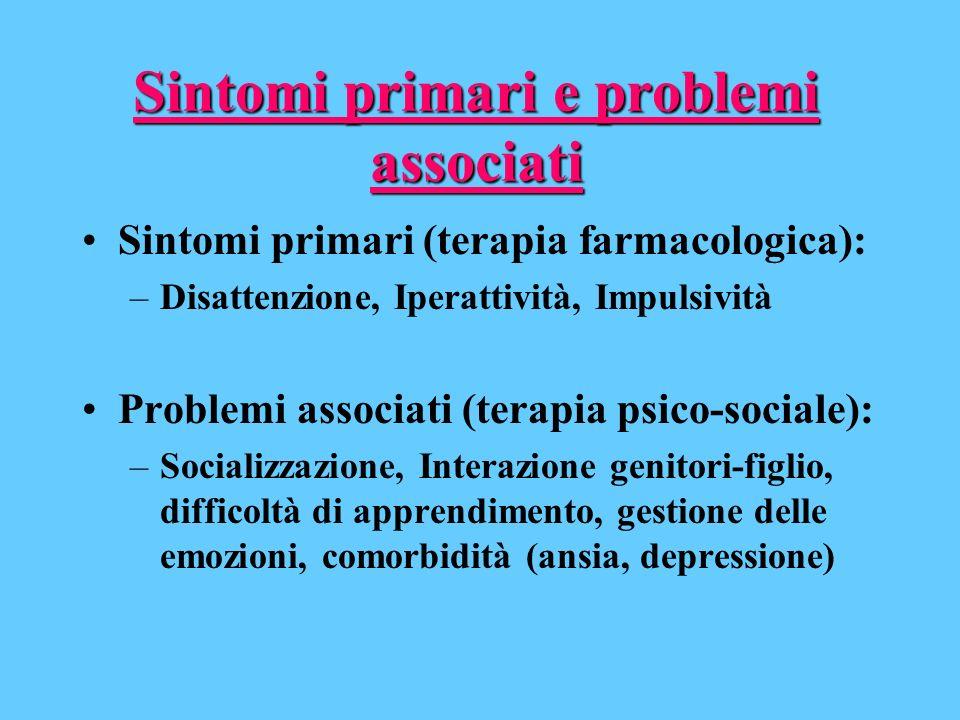 APPROCCIO CLINICO EDUCATIVO Compito dello Psicologo è rendere esplicita linterpretazione del Disturbo.