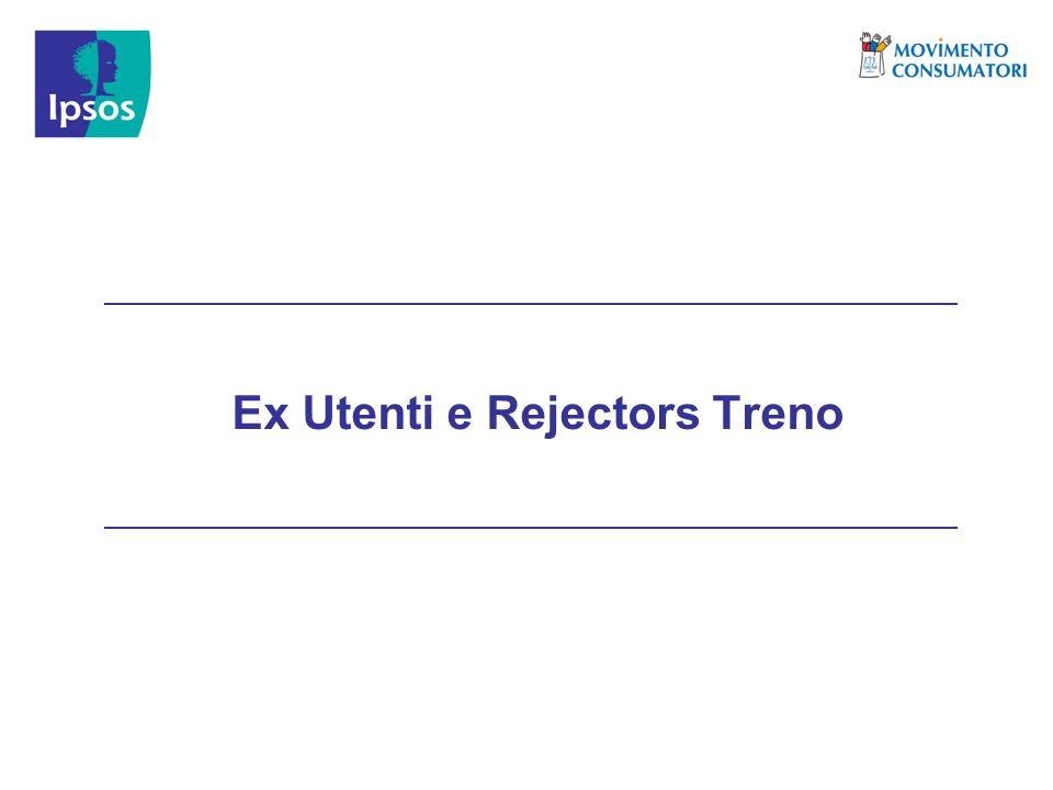 Ex Utenti e Rejectors Treno