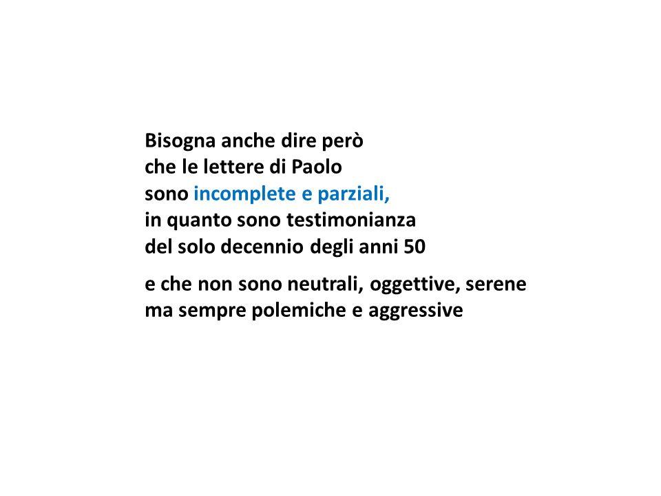Paolo «fabbricatore di tende»