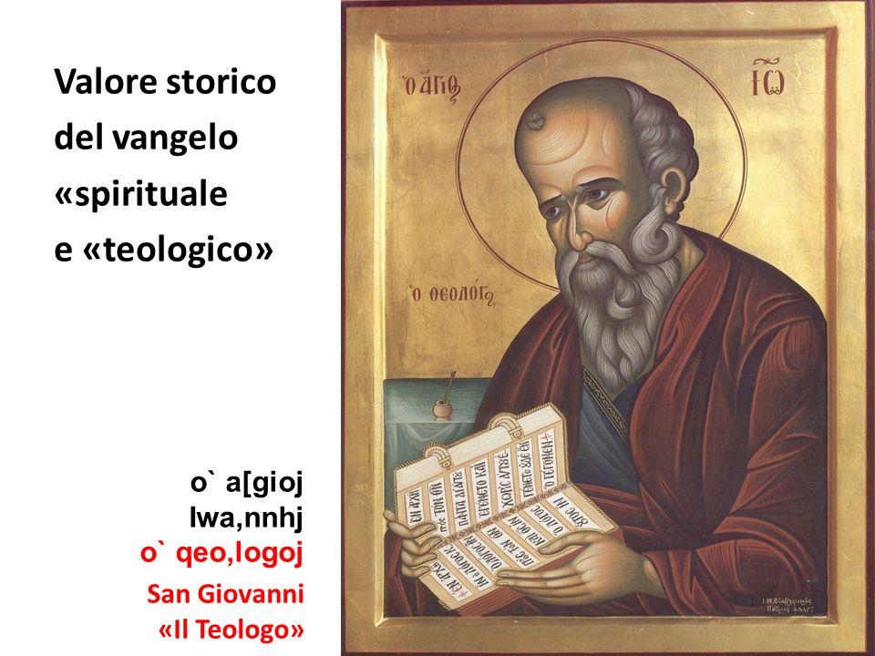 Origine apostolica dei Vangeli 18.