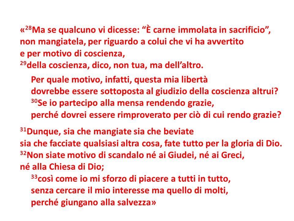 Lettura di testi /4 Lencomio dellagape (1Cor 13)