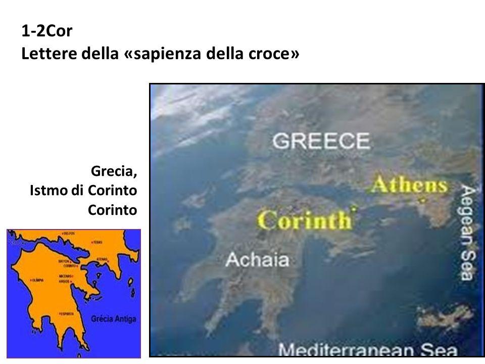 La città di Corinto Lo storico greco Tucidide parla di due scali marittimi di Corinto (Hist.