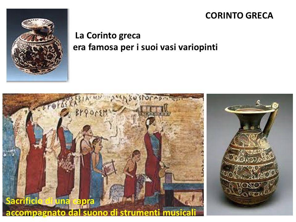 Lavs Ivli Cor[ inthiensis ] Cae-sar CORINTO LATINA Nel 44 a.C.