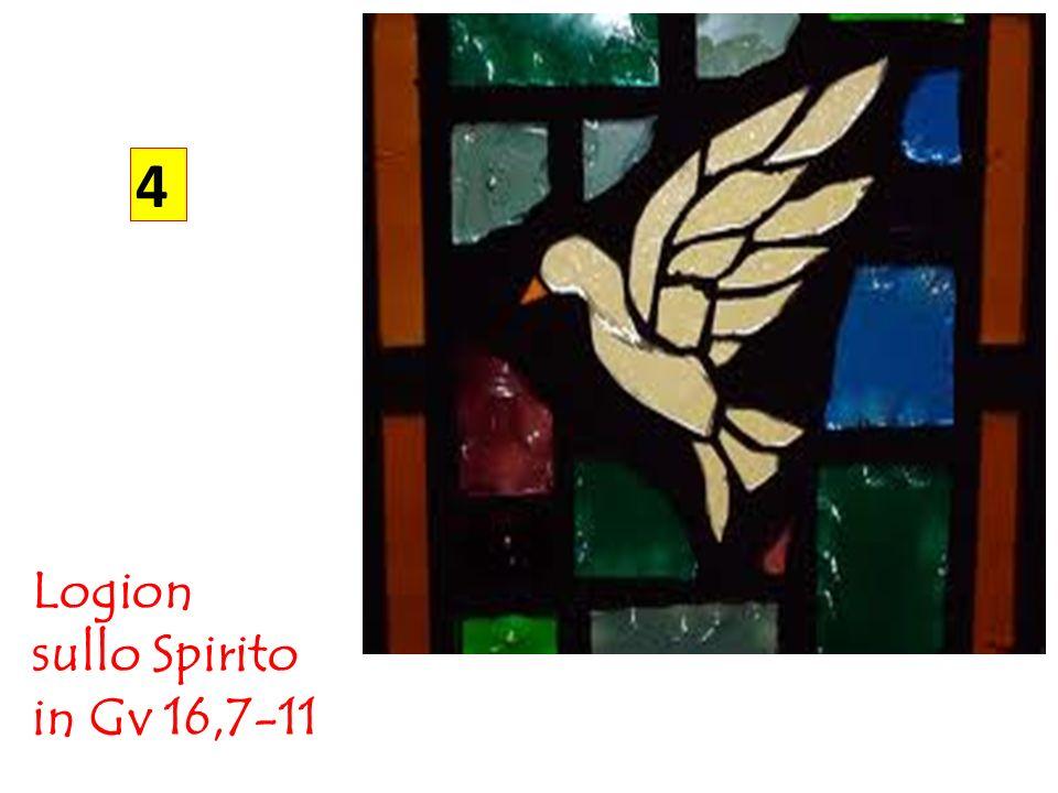 Logion sullo Spirito in Gv 16,7-11 4