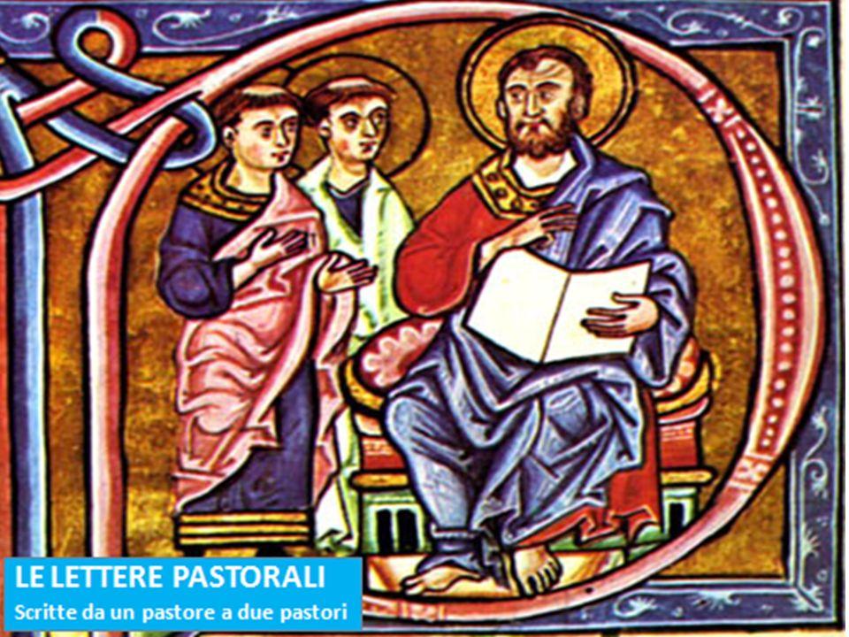 Il testo intero del testamento di Paolo (2Tm 4,6-8) «Tu vigila attentamente, sopporta le sofferenze compi la tua opera di annunciatore del Vangelo adempi il tuo ministero.