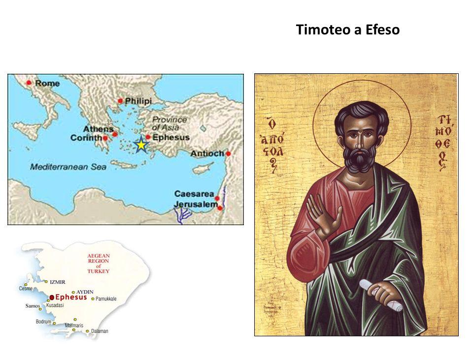 Timoteo a Efeso