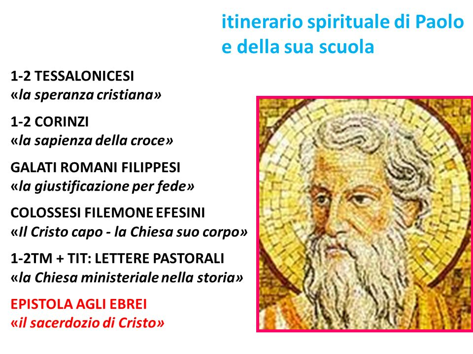 « 26 Questo era il sommo sacerdote che ci occorreva: santo, innocente, senza macchia separato dai peccatori ed elevato sopra i cieli.