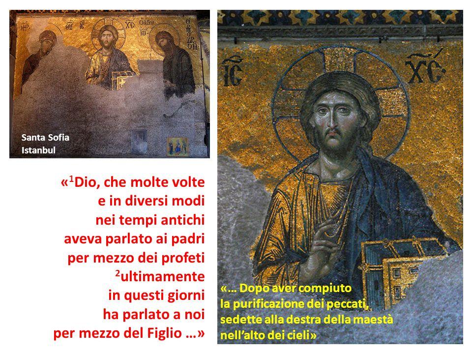 Terza parte (III A - III B - III C) III A (7,1-28) il nuovo sacerdozio (secondo lordine di Melkìsedek, non di Aronne) III B (8,1-9,28) la nuova alleanza Gesù ne è il mediatore III B (10,1-39) il nuovo sacrificio Il sacrificio della volontà