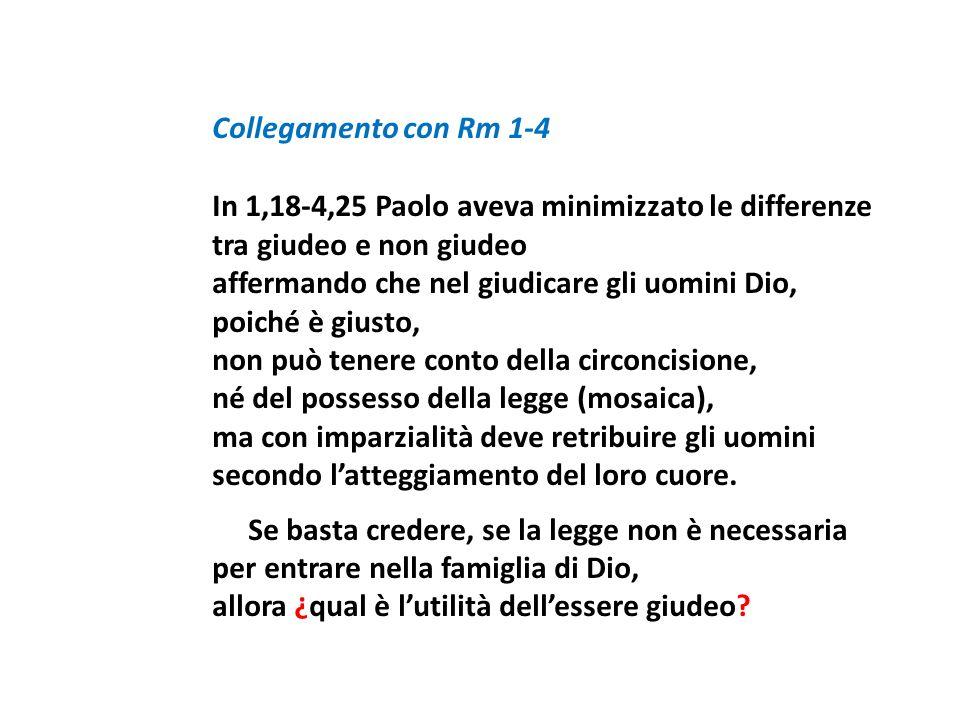 L A PROPOSITIO GENERALE IN R M 1,16-17: Il tema centrale di Romani Lettura di testi: