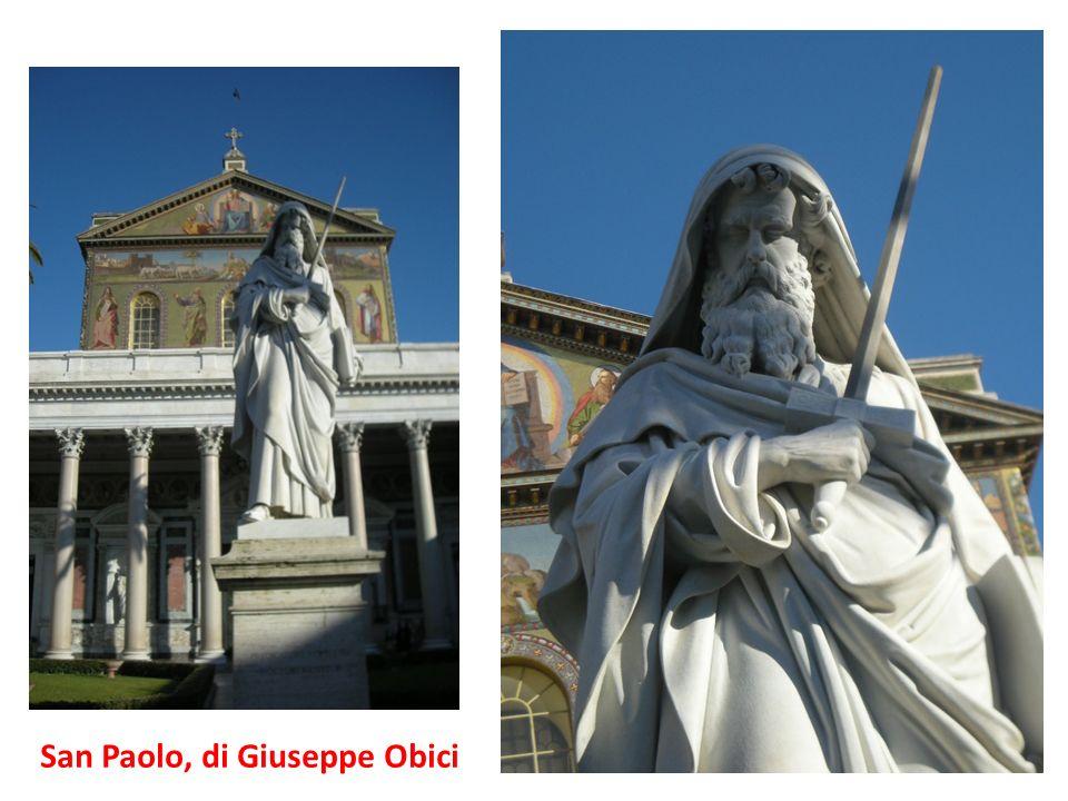 San Paolo, di Giuseppe Obici