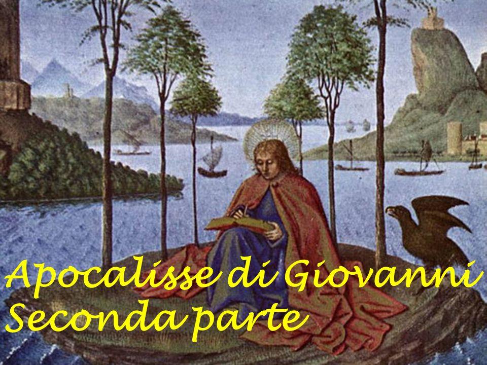 «6 14 Il cielo si ritirò come un rotolo che si avvolge e tutti i monti e le isole furono smossi dal loro posto» Padova, cappella degli Scrovegni Giotto di Bondone (1303-1305)